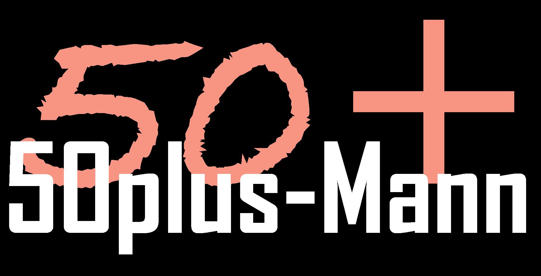 50plus-Mann